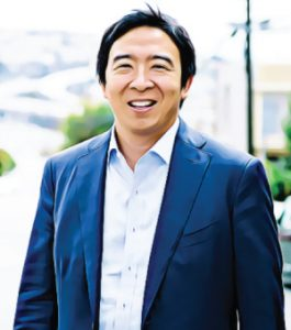 Andrew Yang Net Worth