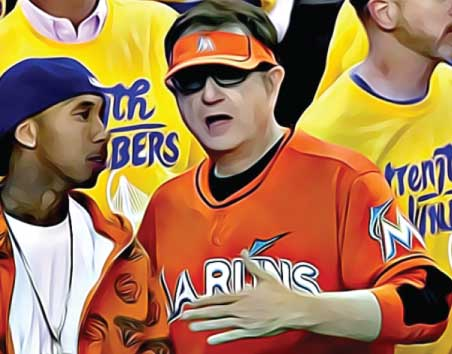 Marlins Man Net Worth