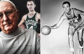 Bob Cousy Net Worth, Height, Weight, Age/Death, Education, Movies
