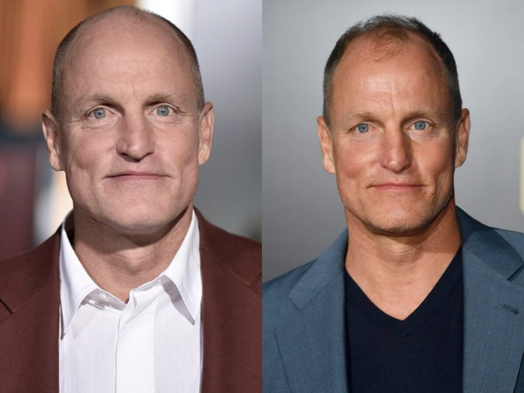 How Tall is Woody Harrelson?