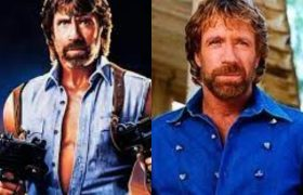 How Tall is Chuck Norris?