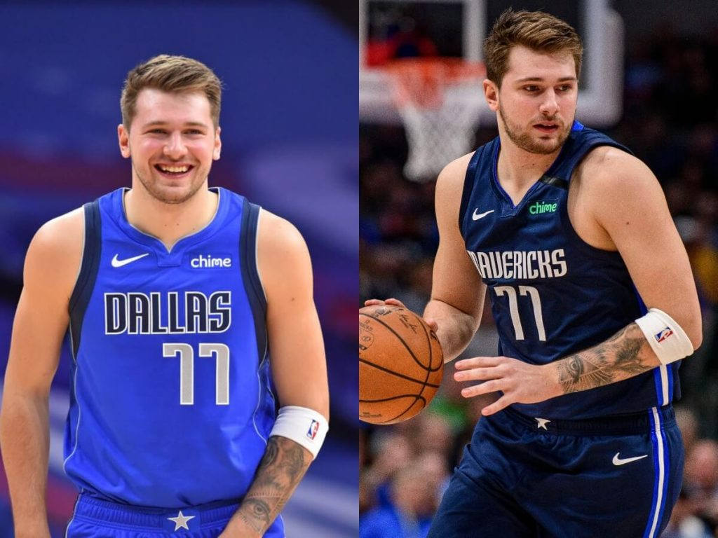 How Tall is Luka Doncic?