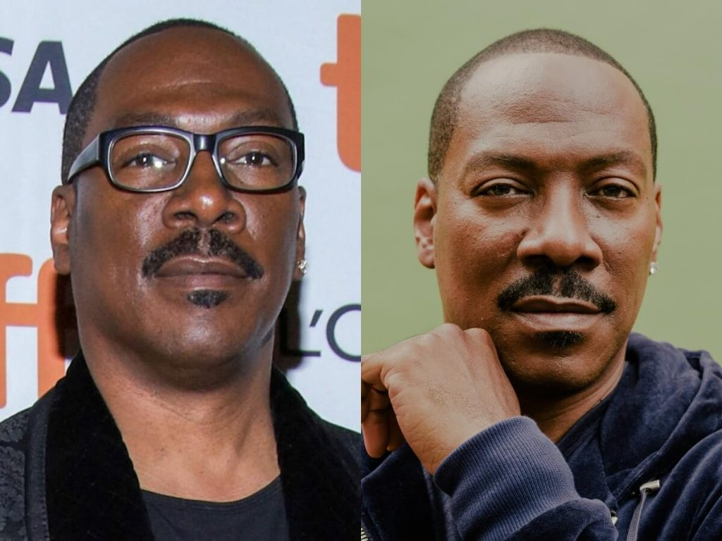 How Tall is Eddie Murphy?