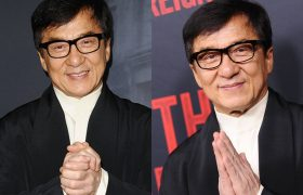 How Tall is Jackie Chan?