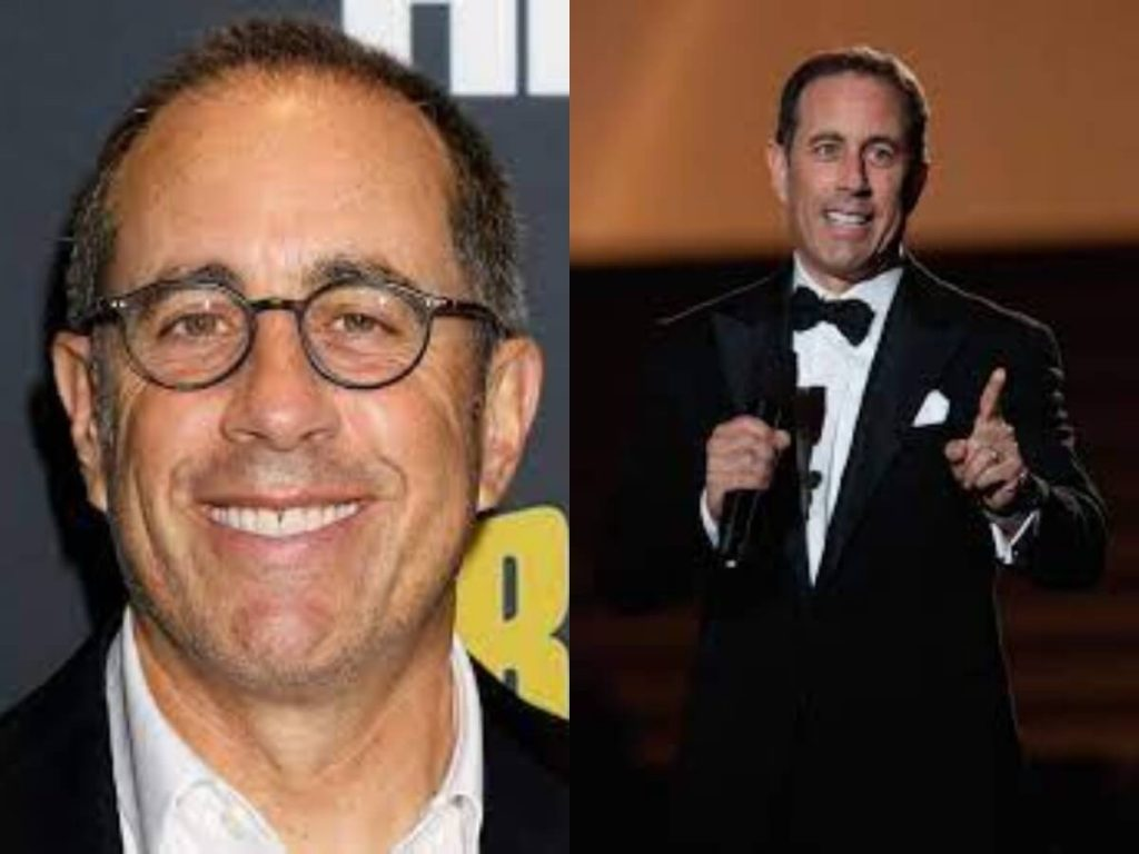 How Tall is Jerry Seinfeld?