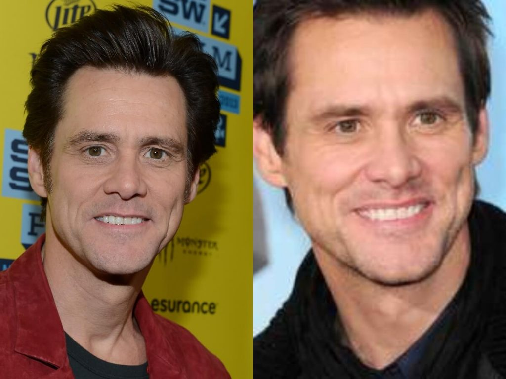How Tall is Jim Carrey?