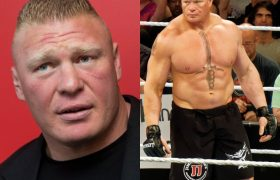 How Tall is Brock Lesnar?