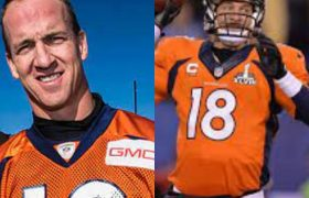 How Tall is Peyton Manning?