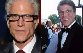 How Tall is Ted Danson?