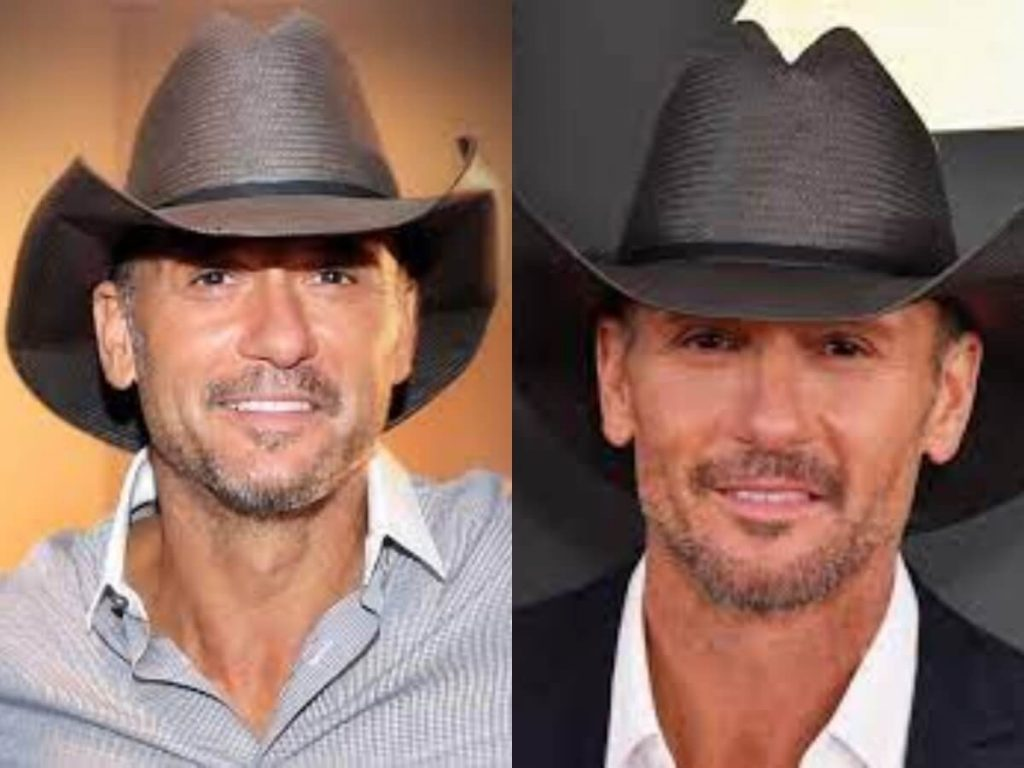 How Tall is Tim McGraw?