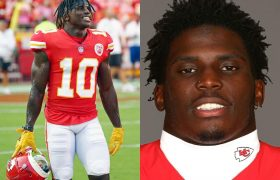 How Tall is Tyreek Hill?