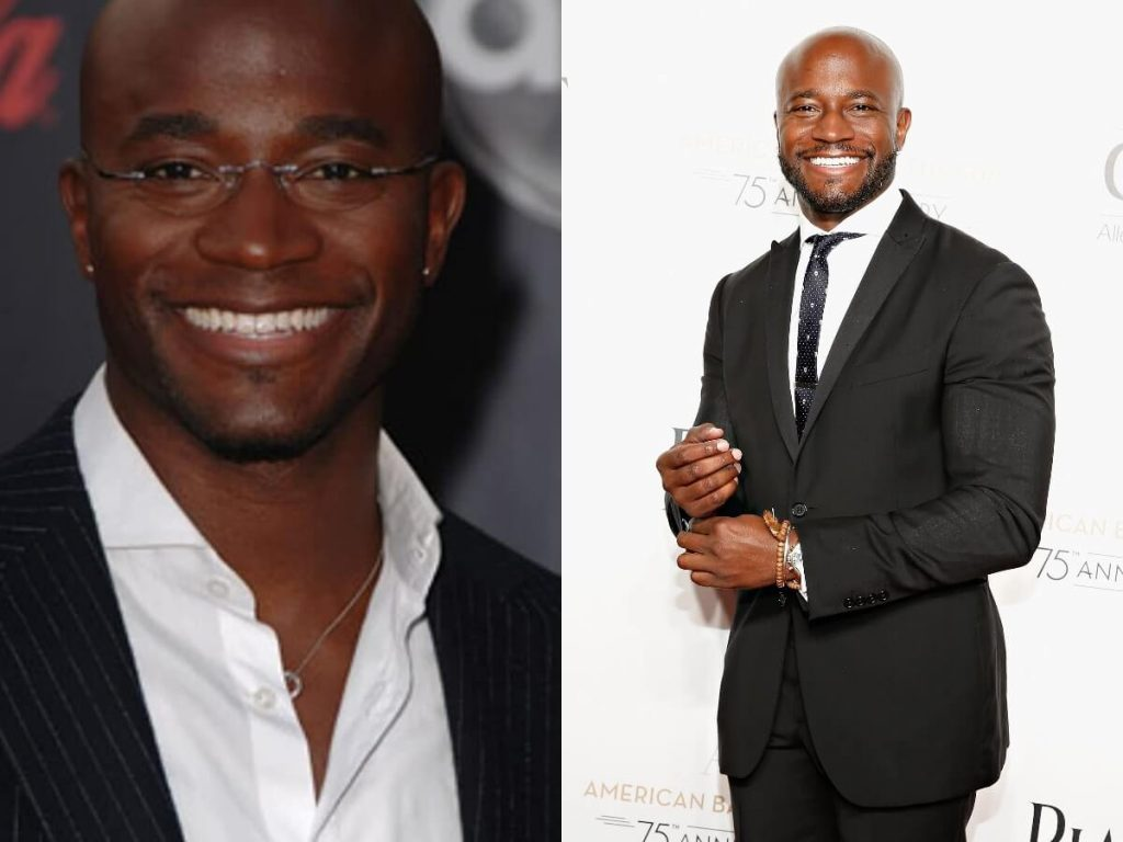 How Rich is Taye Diggs?
